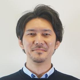 AISのスタッフ 専務取締役 MasayukiShimizu