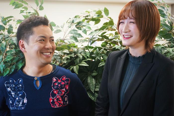 AISのスタッフ NanamiOkada 実績を作り上げていく喜び