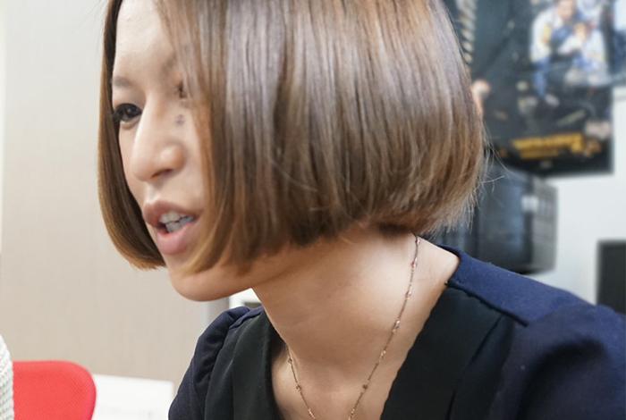 AISのスタッフ YonecoKimura 変化の止まらない業界で、常にフレキシブルな行動を