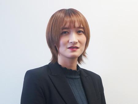 AISのスタッフ NanamiOkada